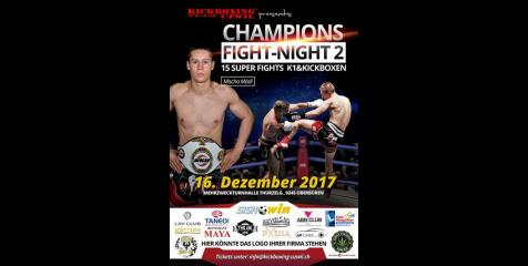 CHAMPIONS FIGHT NIGHT