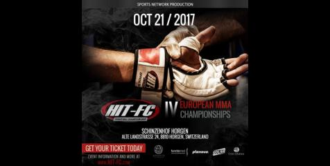 EUROPEAN MMA CHAMPIONSHIP