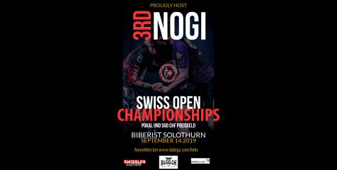 3RD NOGI SWISS CHAMPIONSHIPS