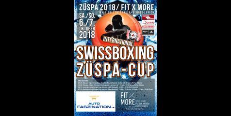 SwissBoxing Zürspa Cup