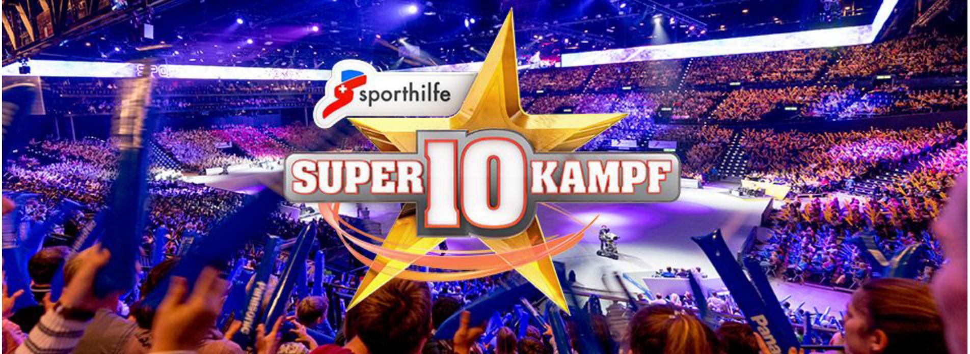 SUPER 10 KAMPF