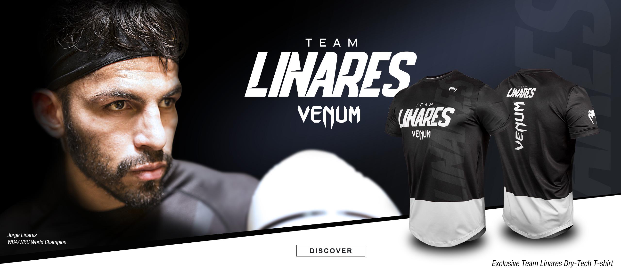 Venum Team Linares